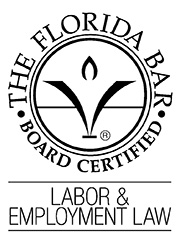 The Florida Bar Board Certified - Labor and Employment Law
